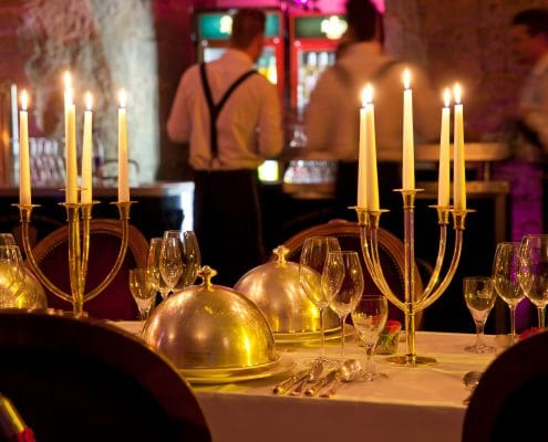Winterevents mit Dinner