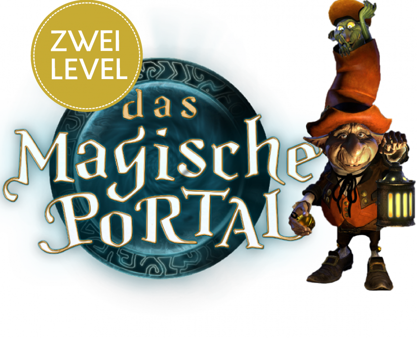 Magisches Portal Level 2